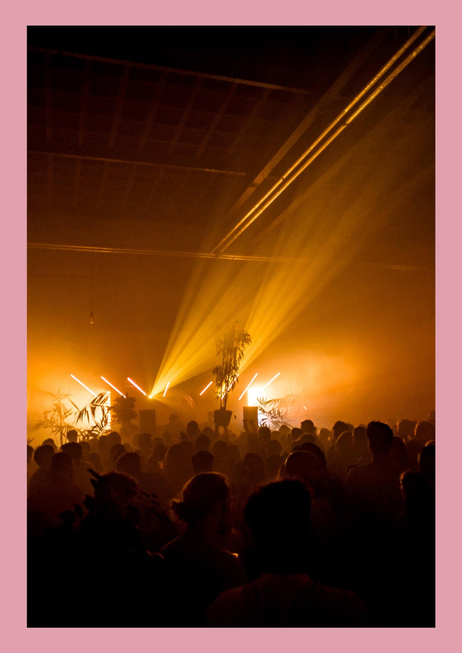 evenement organiseren Utrecht club