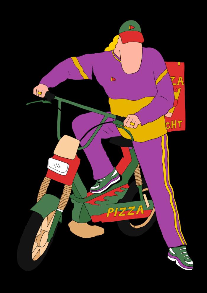 pizza bezorgen utrecht